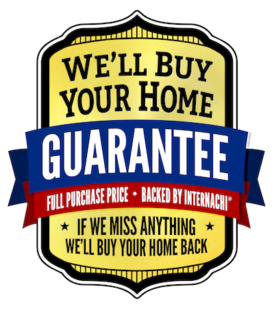 Internachi Buy Back Guarantee Home Inspections